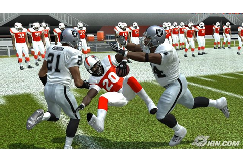 Madden NFL 08 Full Free Download PC Game ~ Full Version Pc ...