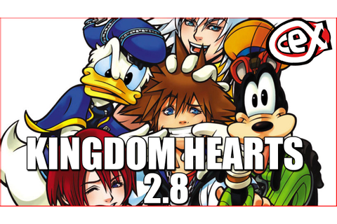 Kingdom Hearts HD 2.8 Final Chapter Prologue - Game Review ...
