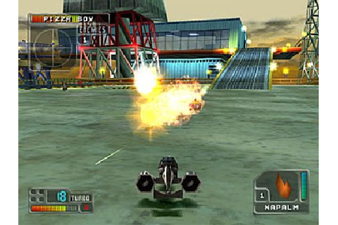 Twisted Metal 4 PC Game - Free Download Full Version