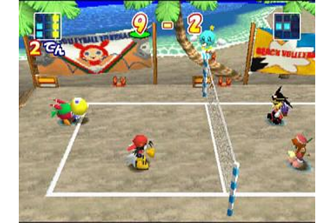 Screens: Klonoa Beach Volleyball - PlayStation (3 of 10)