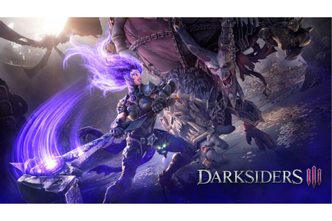 Darksiders III Requirements for PC Revealed by Gunfire Games