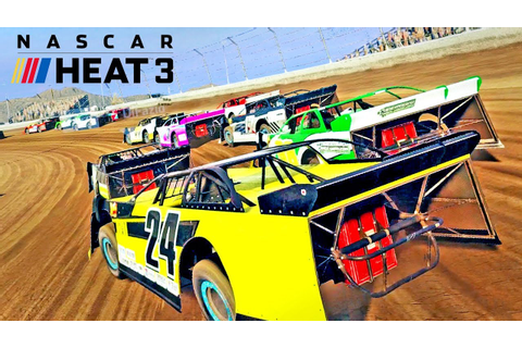 NASCAR Heat 3 - First Look! - YouTube