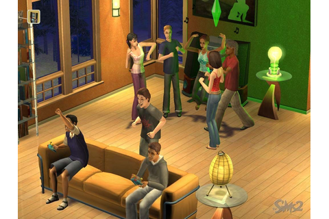 Download: The Sims 2 PC game free. Review and video: Life ...