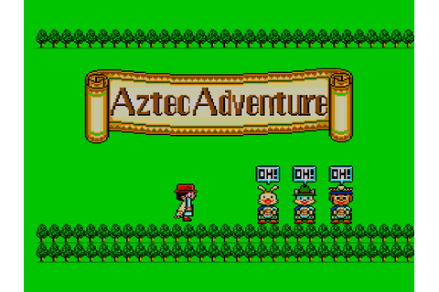 Aztec Adventure - The Golden Road to Paradise Download ...