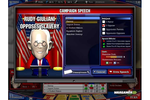 The Political Machine Download Free Full Game | Speed-New
