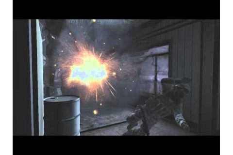 daewootech - MW3 Game Clip - XM25 airburst round - YouTube
