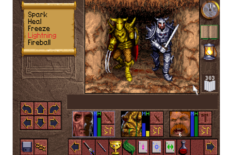 1993 – Lands of Lore: The Throne of Chaos – The CRPG Book ...