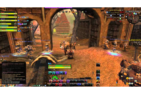 Warhammer Online: Age of Reckoning PvP - Community, Game ...