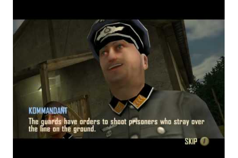 Prisoner of War PC - Opening - YouTube