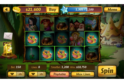 Gamble the night away with Slots Club for Windows Phone 8 ...