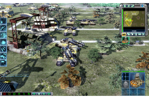 Command And Conquer 3 Tiberium Wars Game - Free Download ...