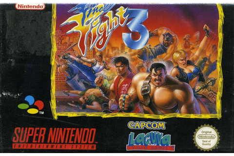 Final Fight 3 (Europe) SNES ROM - NiceROM.com - Featured ...