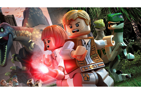 LEGO Jurassic World Review - IGN