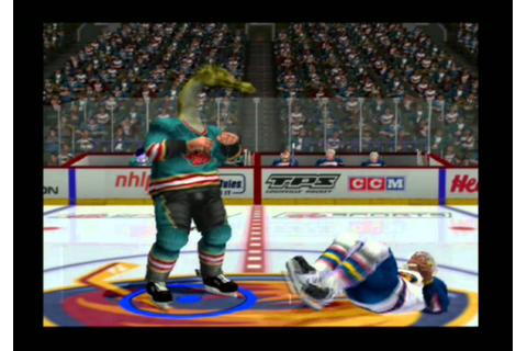 Playstation 2 Series Ep. 1 NHL Hitz 2003 - YouTube