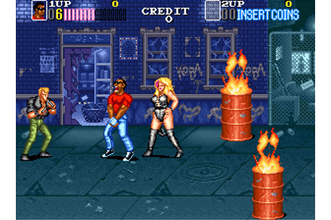 My Games Corner: Punk bustin' punch out action!!!