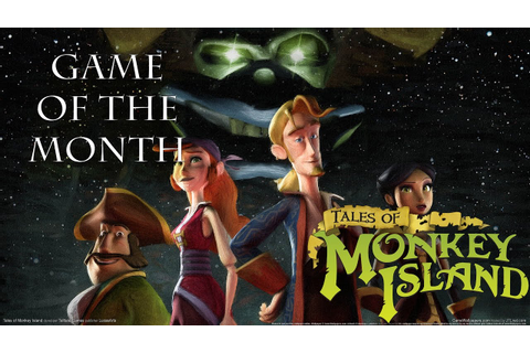 Tales of Monkey Island – GameTaffy's Game of the Month ...