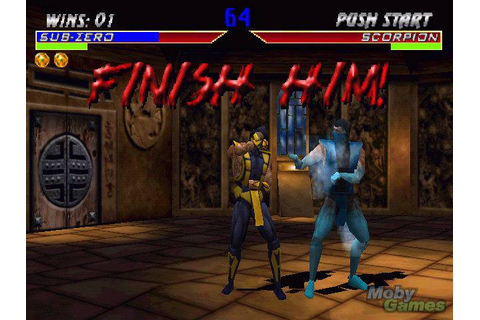 Mortal Kombat 4 (Windows) - My Abandonware