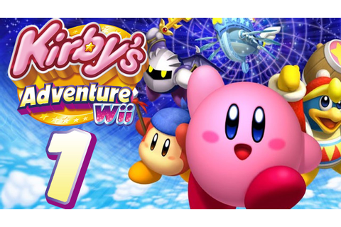 Let's Play Kirby's Adventure Wii Part 1: Return to Dream ...