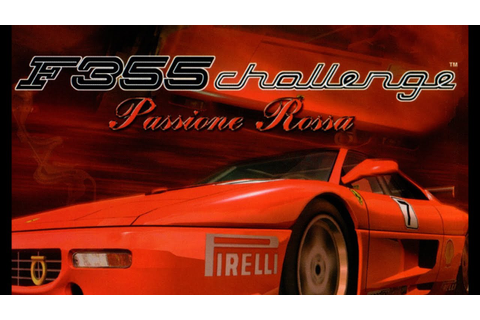 RetroSnow: Ferrari F355 Challenge (Dreamcast) Review - YouTube
