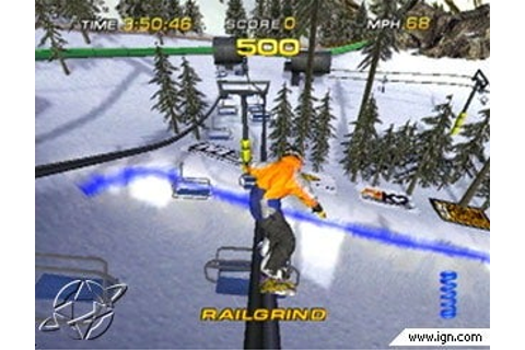 Cool Boarders 2001 Screenshots, Pictures, Wallpapers ...