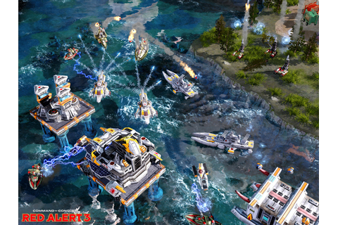 Command and Conquer Red Alert 3 Free Download - Ocean Of Games