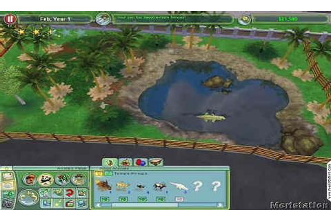 ZOO Tycoon 2 PC Game Ultimate Animal Collection Pc Game ...