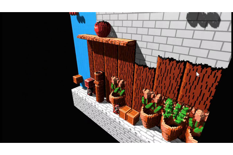 3DNes - PC Build - Chip and Dale Game Play - YouTube
