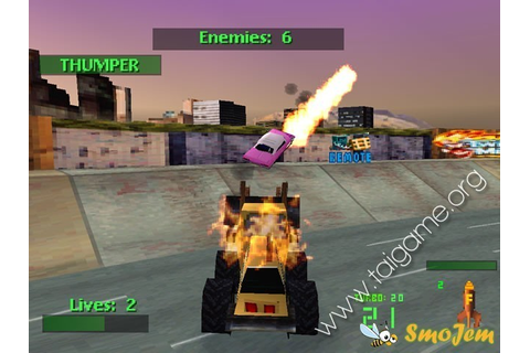 Twisted Metal 2 - Download Free Full Games | Arcade ...
