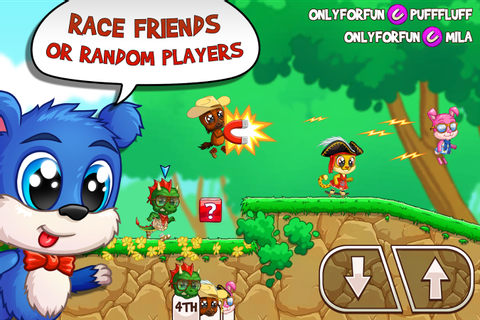 Fun Run 3: Arena - Multiplayer Running | Android Apk Mods