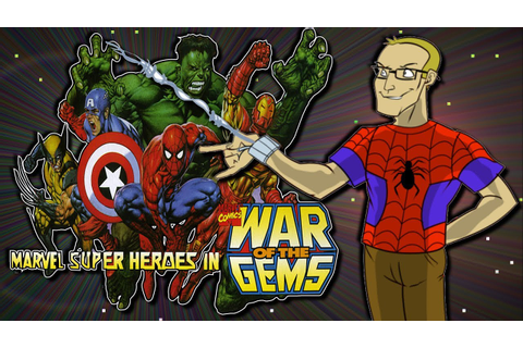 Marvel Super Heroes: War of the Gems (Super Nintendo/SNES ...