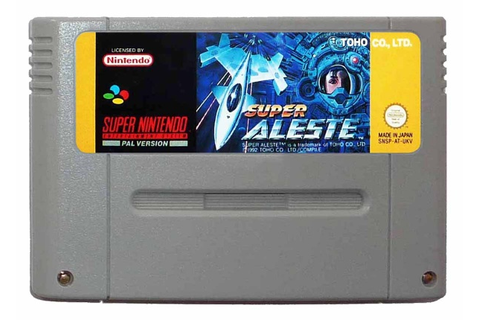 Buy Super Aleste SNES Australia