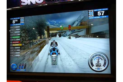 Winter X Games SnoCross (gameplay) - YouTube