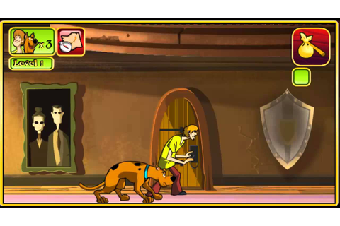 Scooby-doo!s MAGIC MISTERY MANSION-Online Game - YouTube