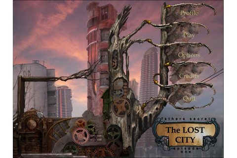 The Lost City Chapter 1 Game Walkthrough - ruimay