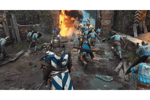 10 Bloody Reasons For Honor Is The Next Chivalry | GAMERS ...