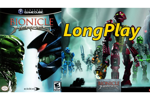 Bionicle Heroes - Longplay Full Game Walkthrough (No ...