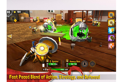 Bug Heroes 2 APK Download - Android Action Games