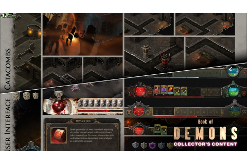 Book of Demons Collectors Edition PC Game Free Download