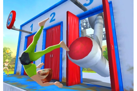 Wipeout : The Game - Balance-Board le blog