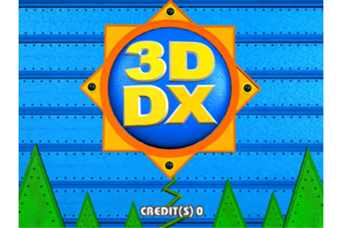 3DDX - Videogame by NGG Entertainment