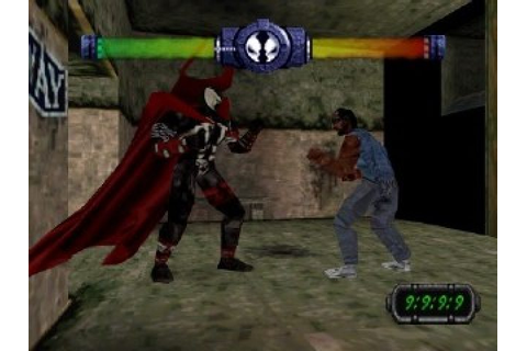 Spawn: The Eternal (1997) PS game