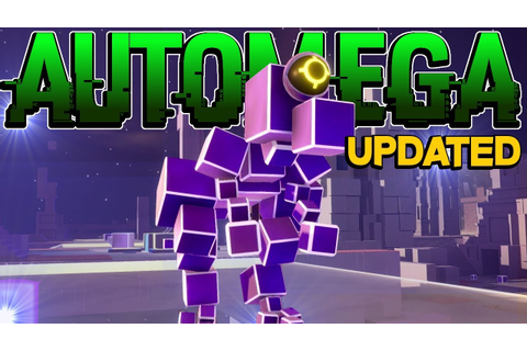 AUTOMEGA MEGA MAP UPDATE!!! Atomega Game on Steam PC ...