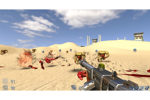 Serious Sam The First Encounter Game - Free Download Full ...