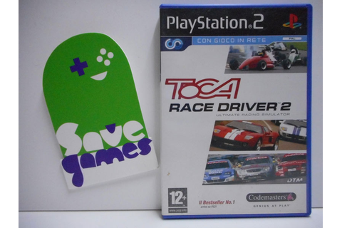 Toca Race Driver 2 Ultimate Racing Simulator - Save Games