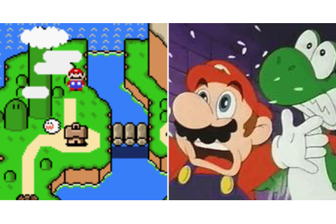 Amazing Things You Had NO Idea You Could Do In Super Mario ...