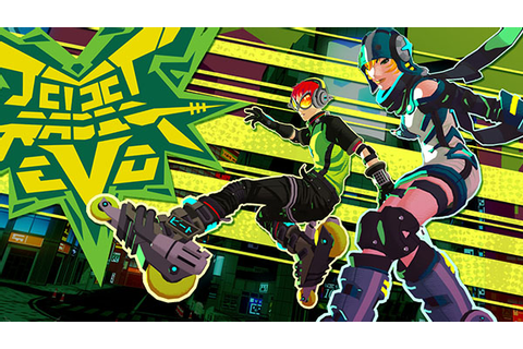 Dinosaur Games shares Jet Set Radio Evolution visual proof ...