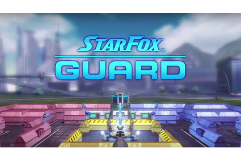 Star Fox Guard's Japanese Site Reveals More Details About ...
