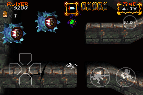 Ghosts 'N Goblins: Gold Knights Screenshots for iPhone ...