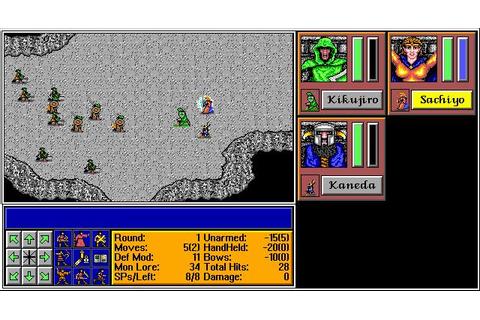 Aethra's Chronicles Download (1994 Role playing Game)