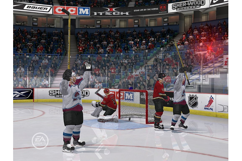 NHL 07 - screenshots gallery - screenshot 4/4 ...